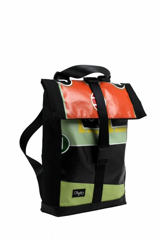 BagUp Konzert Backpack 2017
